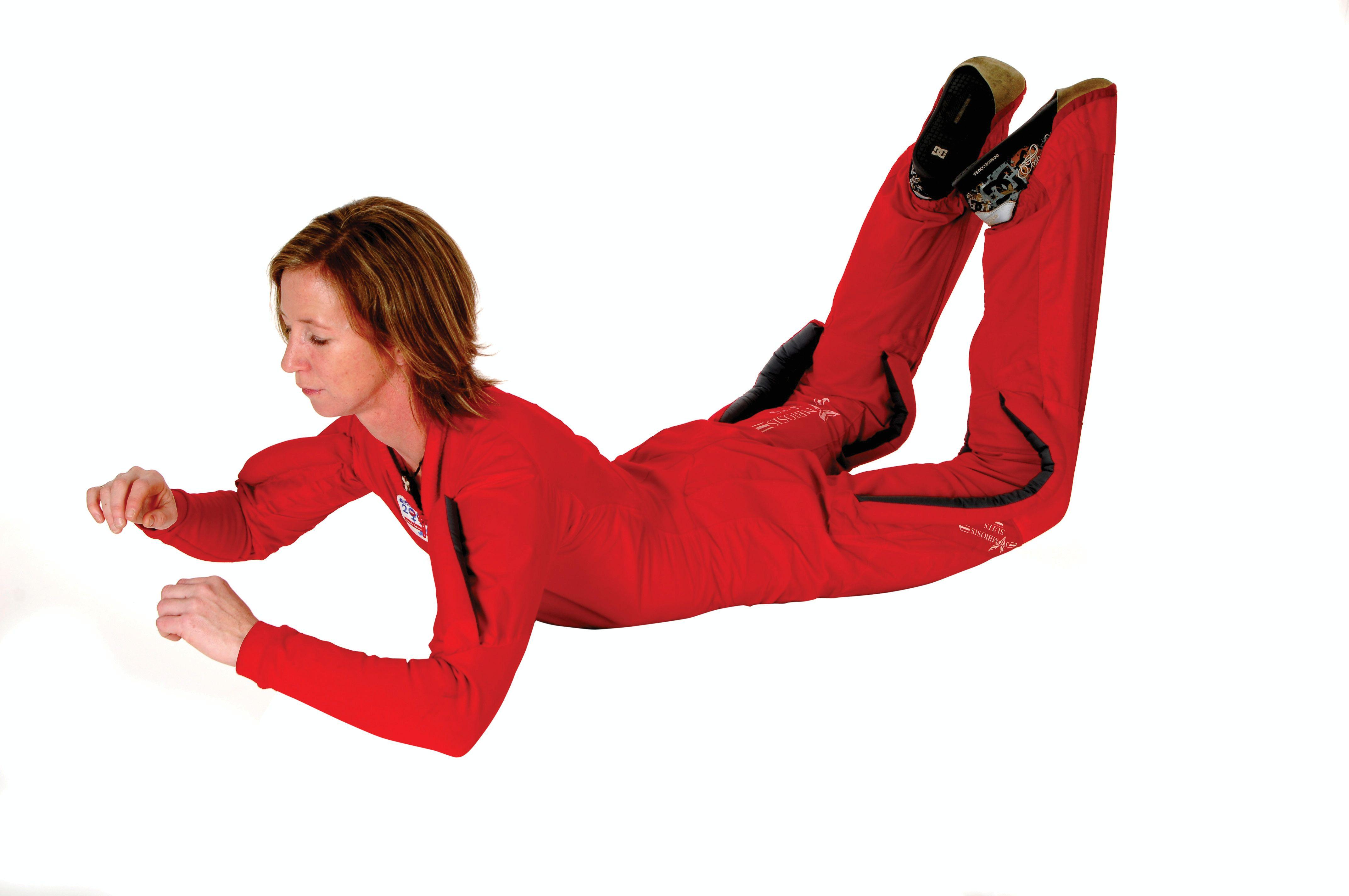 Good FS neutral body position