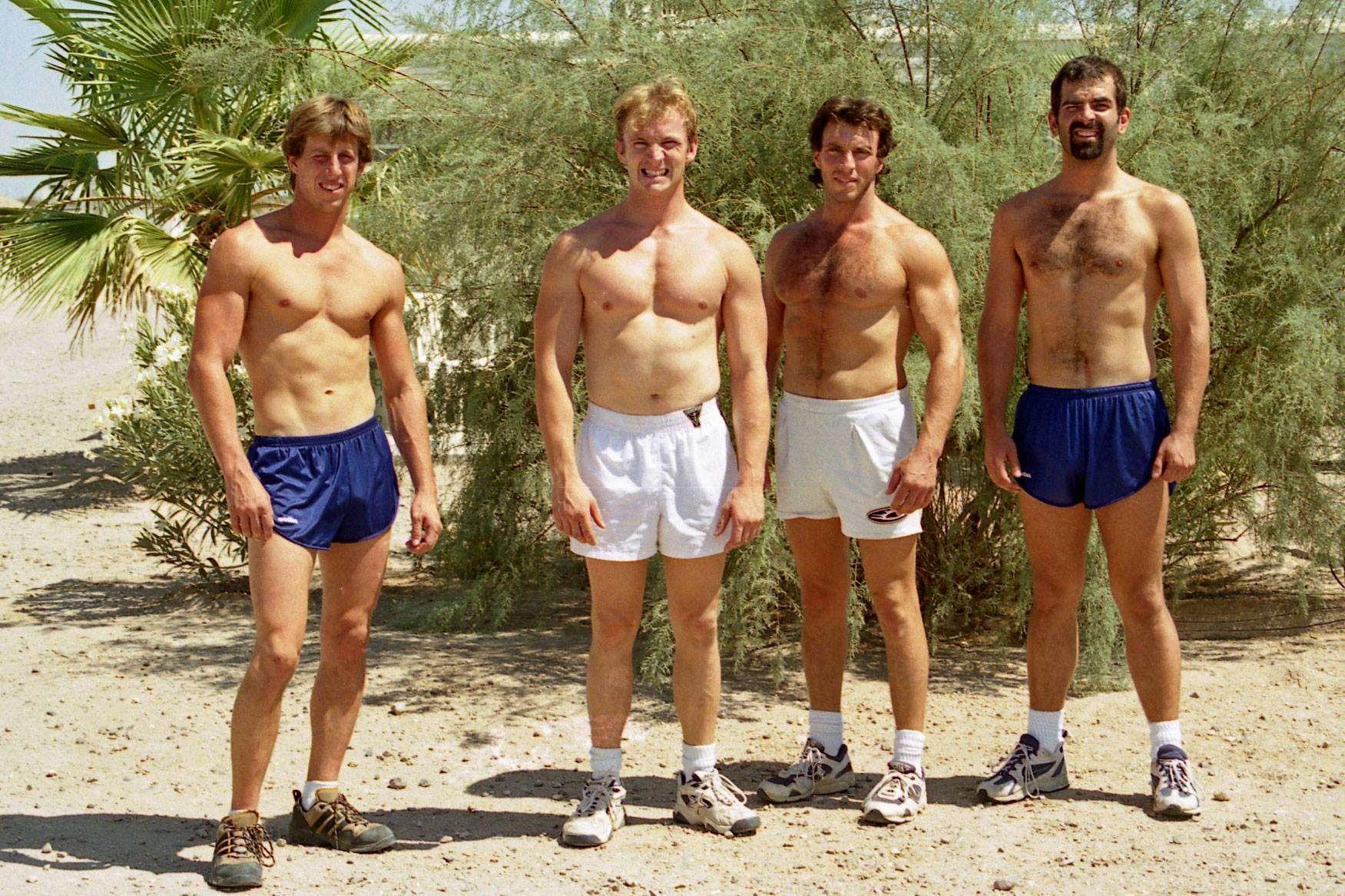 Arizona Airspeed 1994 - 1999 — Jack Jefferies, Mark Kirkby, Dan Brodsky-Chenfeld and Kirk Verner
