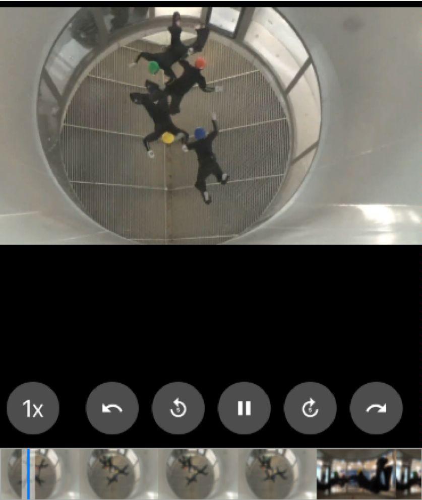 Rhythm Skydiving 401 App