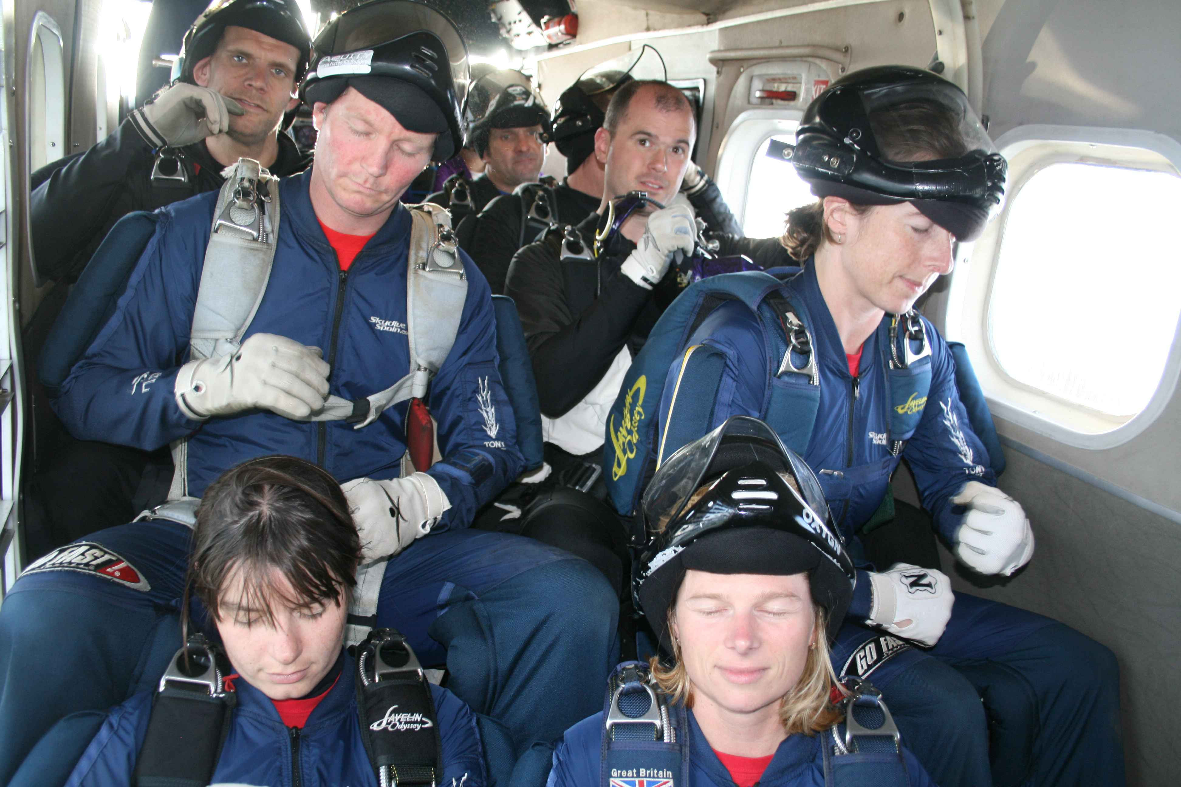 Satori visualising on the way to altitude