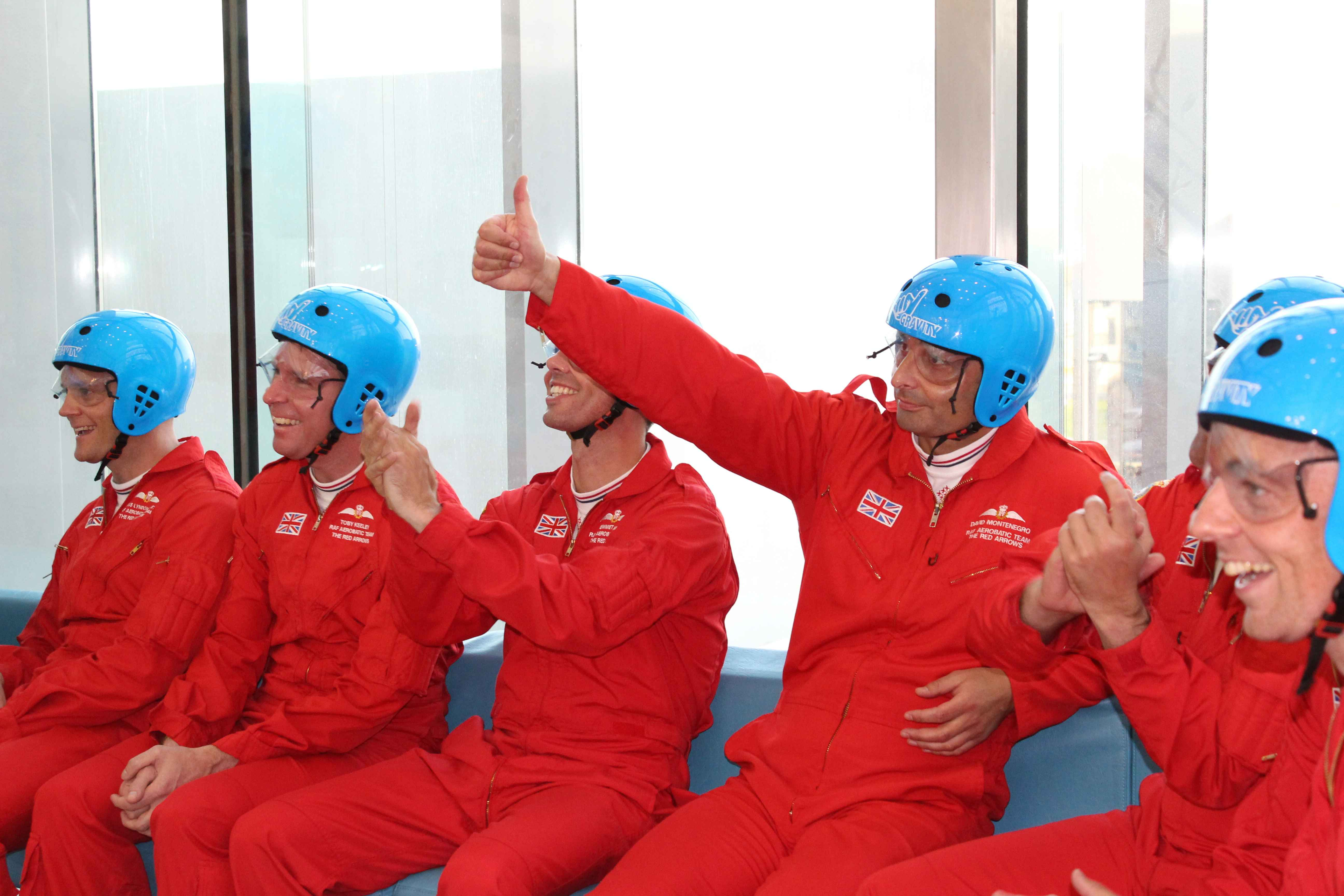 Trying a new challenge together is a perfect experience for corporate events, team-building or a special occasion