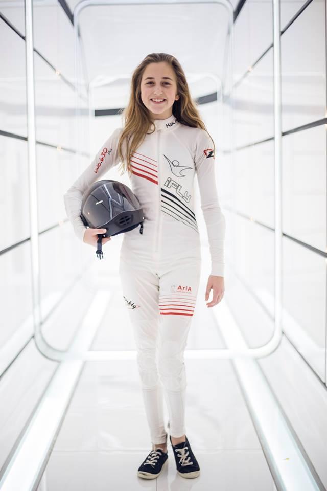 Kayleigh Wittenburg, USA, Junior Freestyle